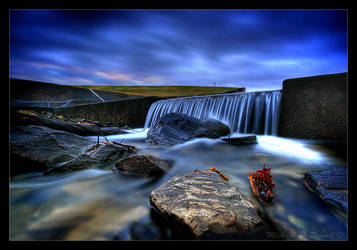 Evening Falls by DuvallGear
