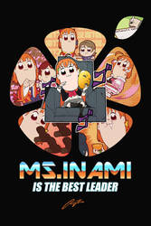 Ms.Inami is the best leader! by Regition