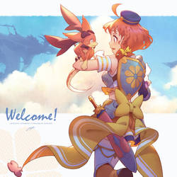 Welcome! by Regition