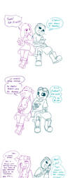 QuantumTale SHORTS: Something or Nothing by perfectshadow06