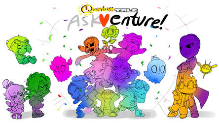 QuantumTale :ASKVENTURE!: Ask the TimeKids by perfectshadow06