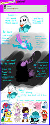 QuantumTale :ASKVENTURE!: SOULS and KISSES by perfectshadow06