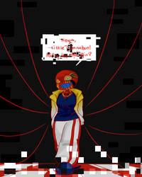 UNDERBENT: Eve/Error!Femi Sans by perfectshadow06
