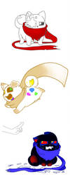 PUPPY SANSES!!! by perfectshadow06