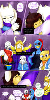 Quantumtale CH1- Pg. 13 by perfectshadow06