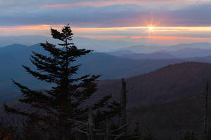 Clingmans Twilight by ChadRouthier