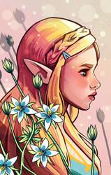 Silent Princess by missxdelaney