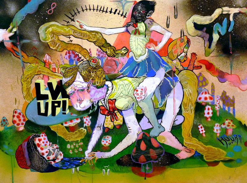 LVL UP by kuuramantoonis