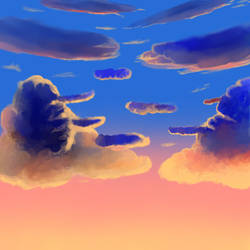 Clouds training by Dave851991