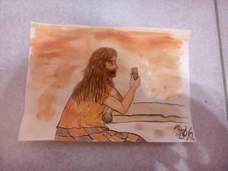 Orange - Body study by Dave851991