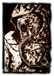 Gas mask by borsic