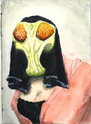 Alien overlady by borsic