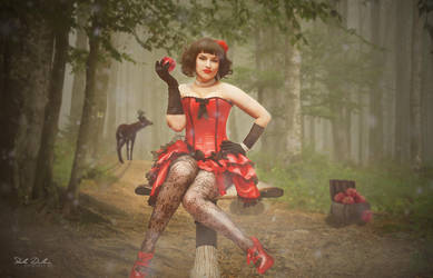 Modern Snow White by StellaKar