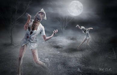 Silent Hill Terror by StellaKar
