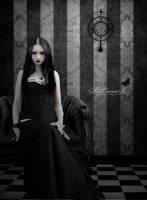 The Beauty Of Darkness by MskyCarmen