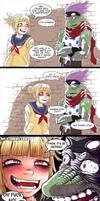 Awkward conversation 2 by ari-6