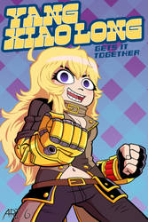 Yang Xiao-Long Gets it Together by ari-6