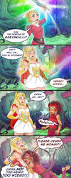 She-ra, the Princess of Power Bottoms by ari-6