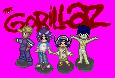 The Gorillaz by Paralyzed-Fool