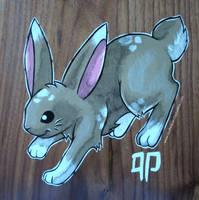 Year of the Rabbit -sneak peak by aoikagetora
