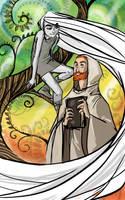 The Secret of Kells by Dwie-Lewe-Rece