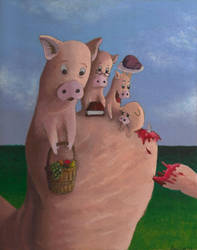 This Little Swine by icegoo