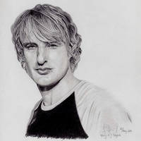 Owen Wilson by romseskype
