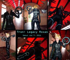 Tron: Legacy Roxas by Ko-chan