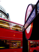 The red London. by hclemon