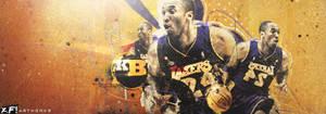 Kobe Bryant by FuTboleroArTs