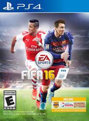 FIFA 16 Alexis Cover by FuTboleroArTs