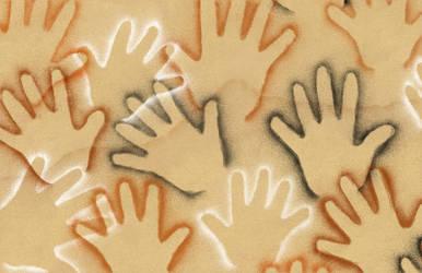 Hands by PleasantDoom