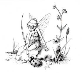 Fairy by PleasantDoom
