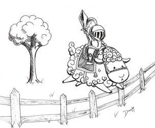 SheepHero by PleasantDoom