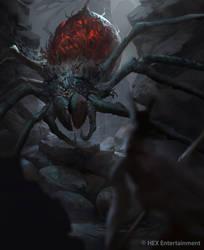 vennen creature 2 by hugo-richard