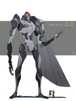 GENOVA 2.0 by hugo-richard