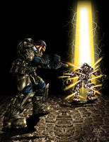 Gears of War 2 by castortroy3497