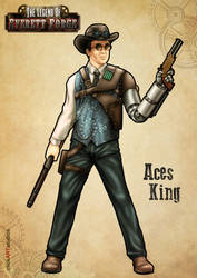 Aces King by castortroy3497