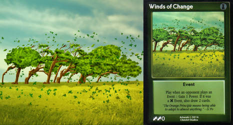 Winds of Change card by castortroy3497
