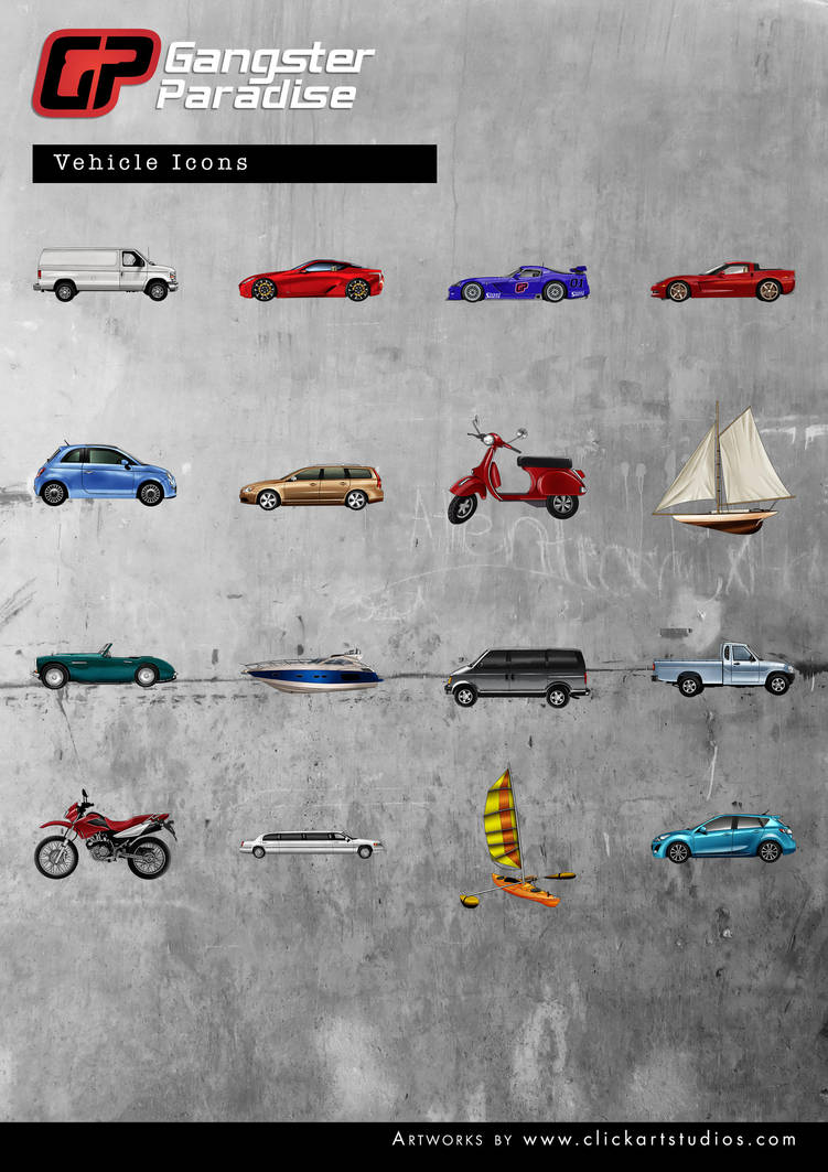 Vehicles by castortroy3497