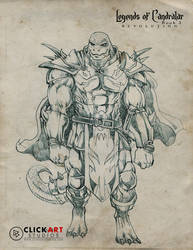 Drago by castortroy3497