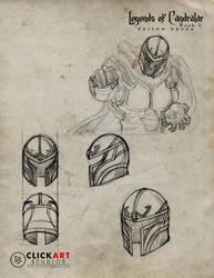 Zadon's Helmet by castortroy3497