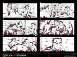 Habulan Bugbugan Storyboard Sample 01 by castortroy3497
