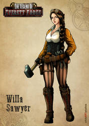 Willa Sawyer by castortroy3497