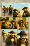 The Legend of Everett Forge Issue #1 Page 18 by castortroy3497