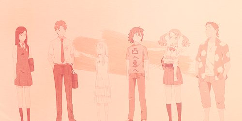 AnoHana by FridaKltz