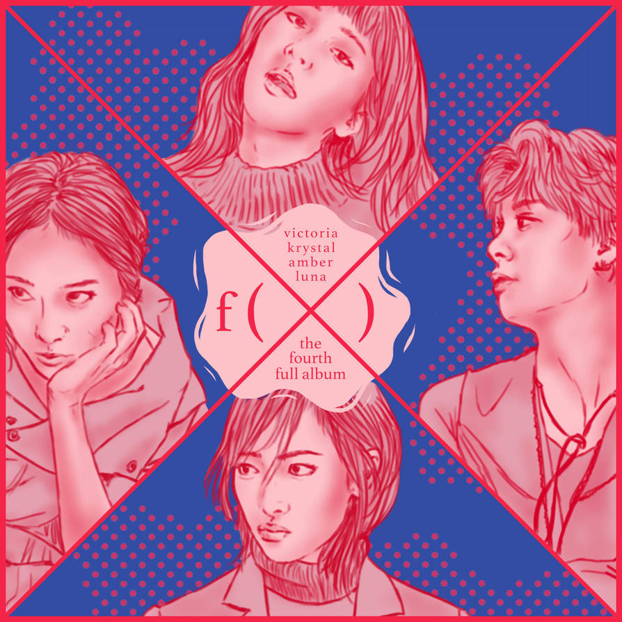 If X were the title single for f(x)'s 4th album by surelychoo
