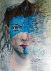 Senua by Amanda-Morel