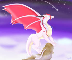 Lioren Dragon Form: Heaven's Sky by Eternalskyy