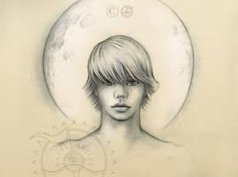 Moonshine-Brownie Sketch by Matti-Balize